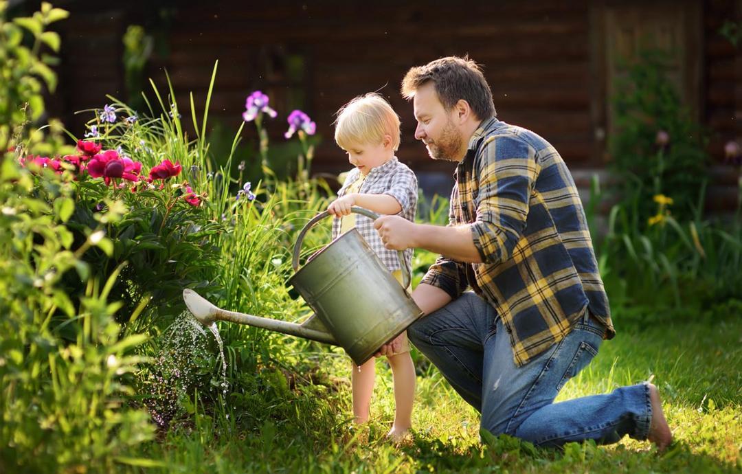 Um jardim para chamar de seu: dicas para plantar em casa com as crianças