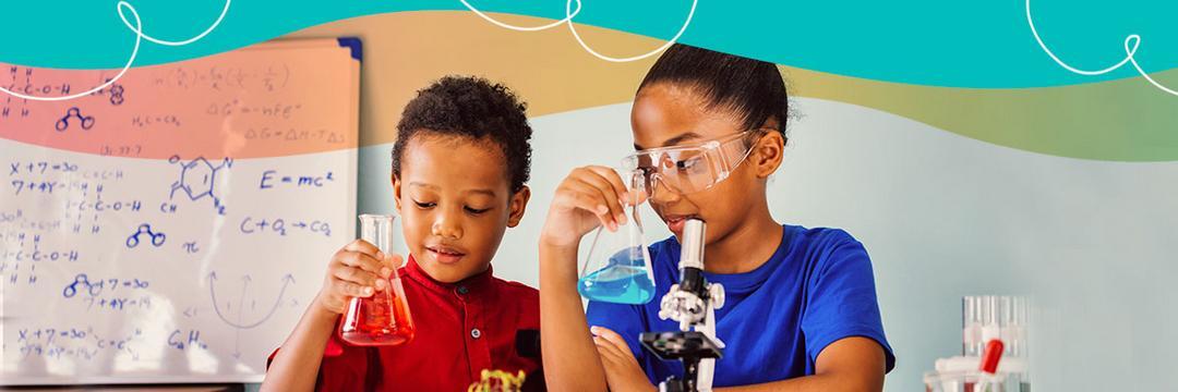 5 experimentos científicos para fazer com as crianças e estimular a curiosidade