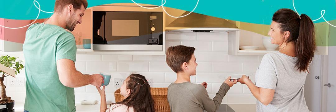 Tarefas domésticas para crianças: as mais apropriadas e seus benefícios