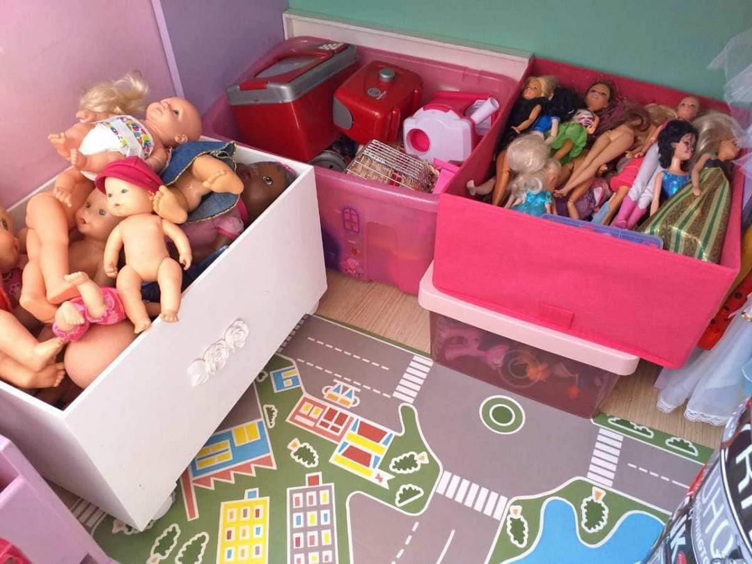 10 dicas para ensinar os pequenos a manter os brinquedos organizados
