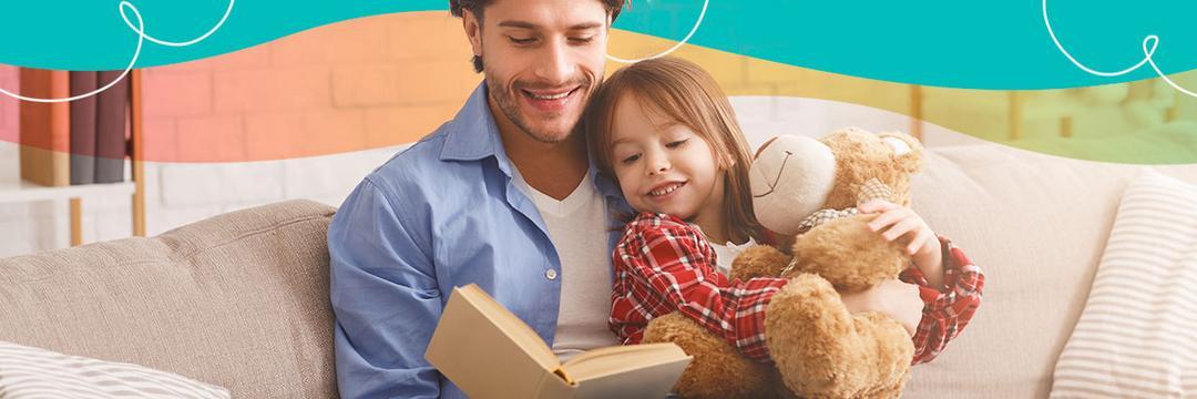 A leitura em família e seus benefícios para as crianças