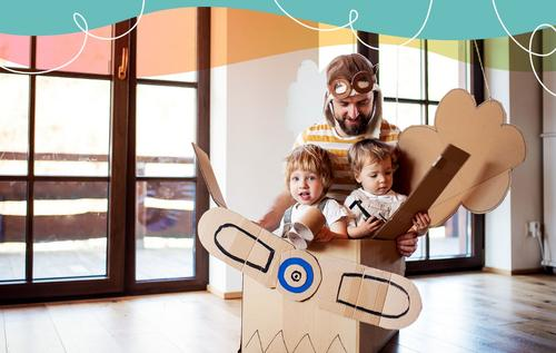 Rotina infantil: como criar e manter durante o isolamento social?
