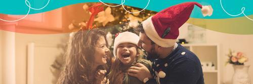 Natal com crianças: 5 atividades e brincadeiras para entreter os pequenos