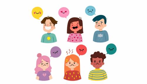 Qual é a importância de falar sobre emoções com as crianças?